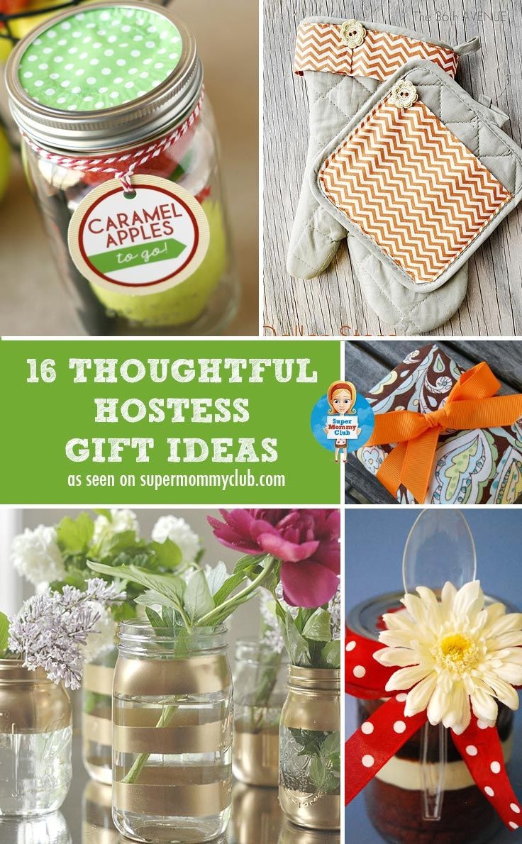 Best ideas about Host Gift Ideas . Save or Pin Christmas Hostess Gift Ideas Homemade Gifts that Will Now.