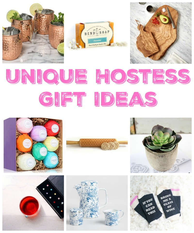 Best ideas about Host Gift Ideas . Save or Pin Unique Hostess Gift Ideas My Un mon Slice of Suburbia Now.