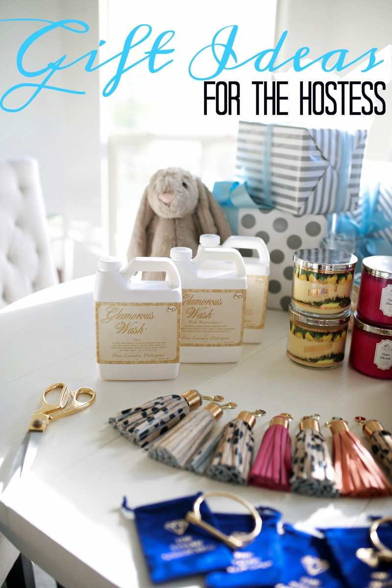 Best ideas about Hostess Gift Ideas For Baby Showers . Save or Pin Hostess Gift Ideas Now.