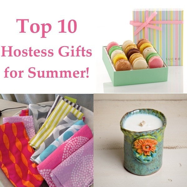 Best ideas about Hostess Gift Ideas For Weekend Stay . Save or Pin Top 10 Hostess Gifts Now.