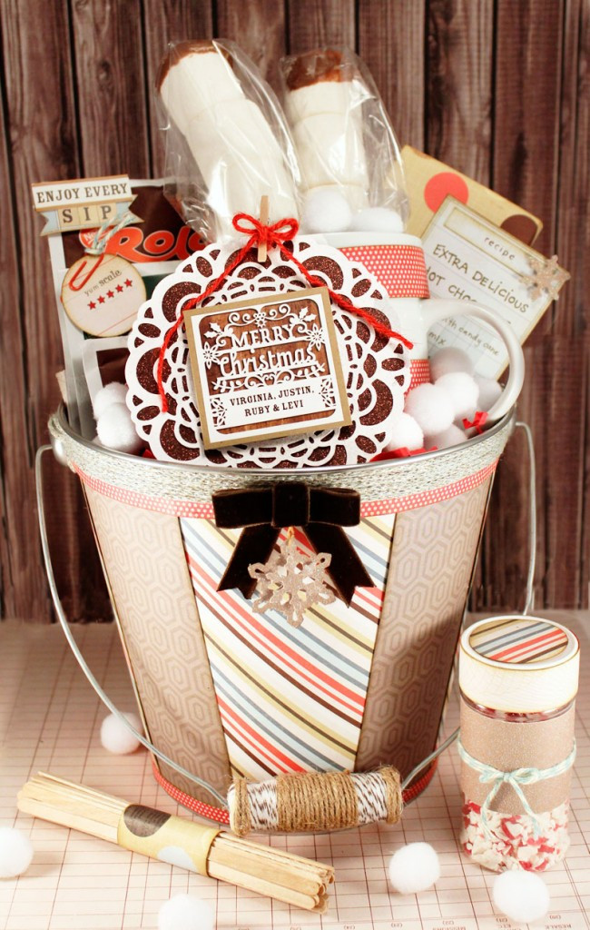 Best ideas about Hot Chocolate Gift Basket Ideas . Save or Pin Mousetrap Advent Calendar or Christmas Card Display Now.