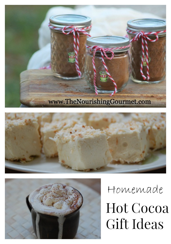 Best ideas about Hot Cocoa Gift Ideas . Save or Pin Homemade and Healthy Christmas Gift Ideas Fun & Unique Now.