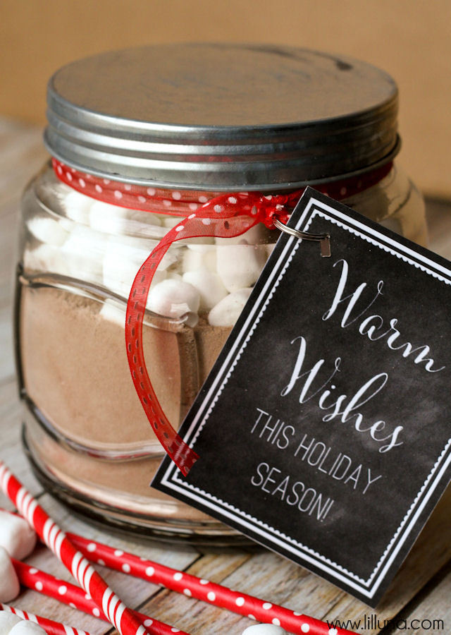 Best ideas about Hot Cocoa Gift Ideas . Save or Pin Hot Cocoa Gift Now.