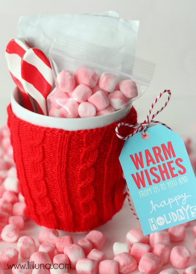 Best ideas about Hot Cocoa Gift Ideas . Save or Pin Hot Cocoa Gift Idea Now.