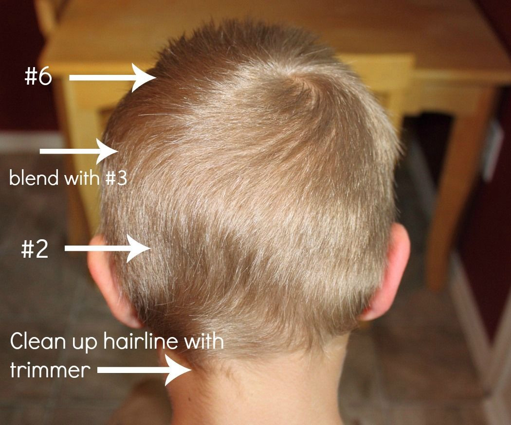 Best ideas about How To Cut Boys Hair With Scissors . Save or Pin How to Do a Boy s Haircut with Clippers Kid s Now.