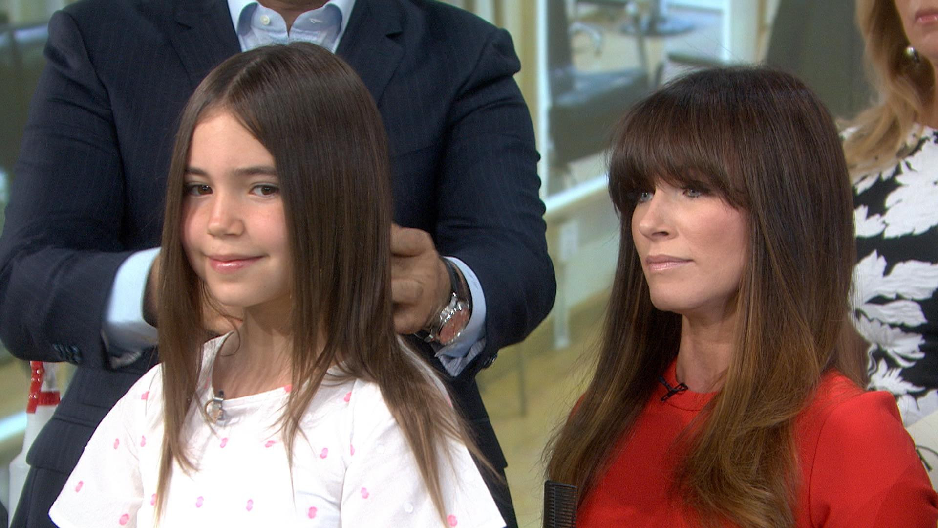 Best ideas about How To Cut Girls Hair . Save or Pin Easy hairstyles for girls that you can create in minutes Now.