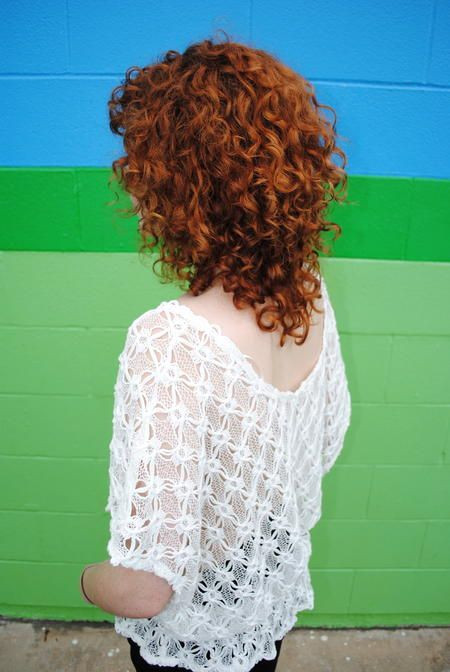 Best ideas about How To Cut Naturally Curly Hair . Save or Pin 272 best images about White Girl Naturally Curly Hair on Now.