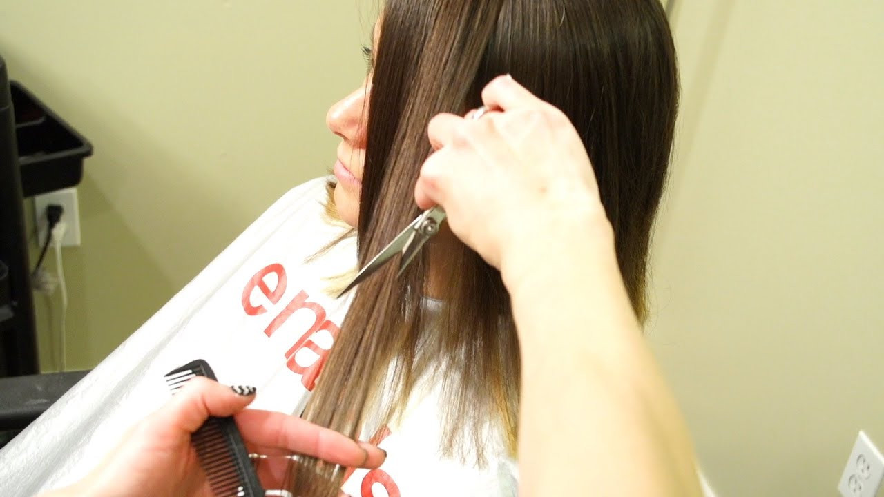 Best ideas about How To Cut Womens Hair . Save or Pin How To Cut a Textured Bob Short Haircuts for women Now.