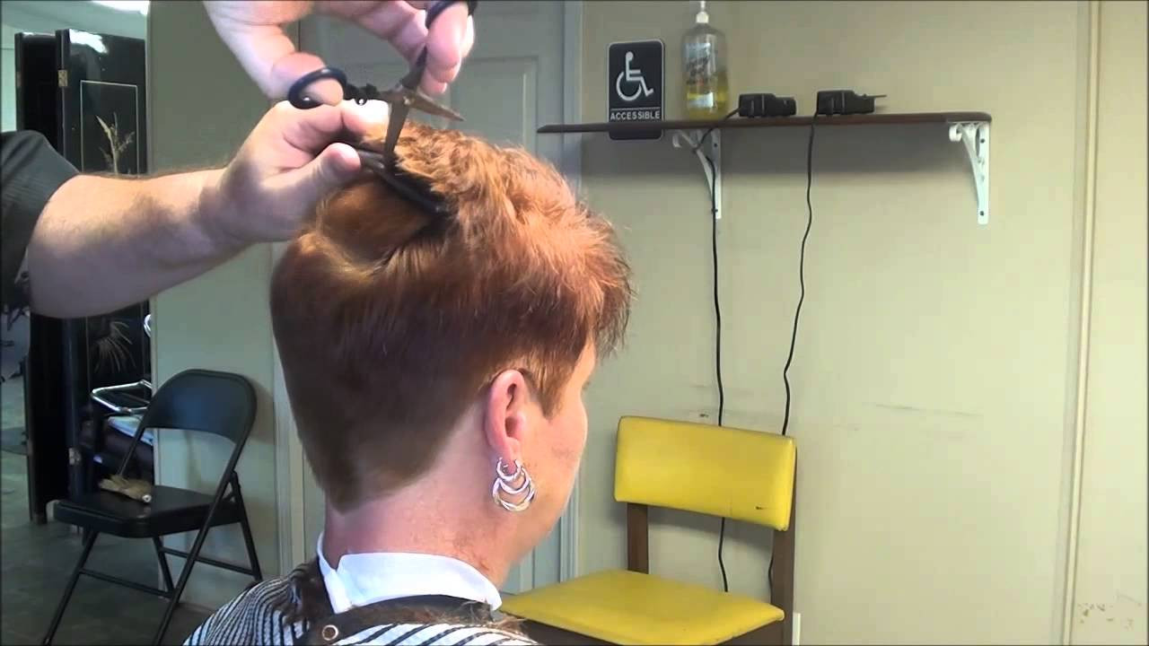 Best ideas about How To Cut Womens Hair . Save or Pin La s Hairstyles Woman Hair Cut Styles Hair Styles Even Now.