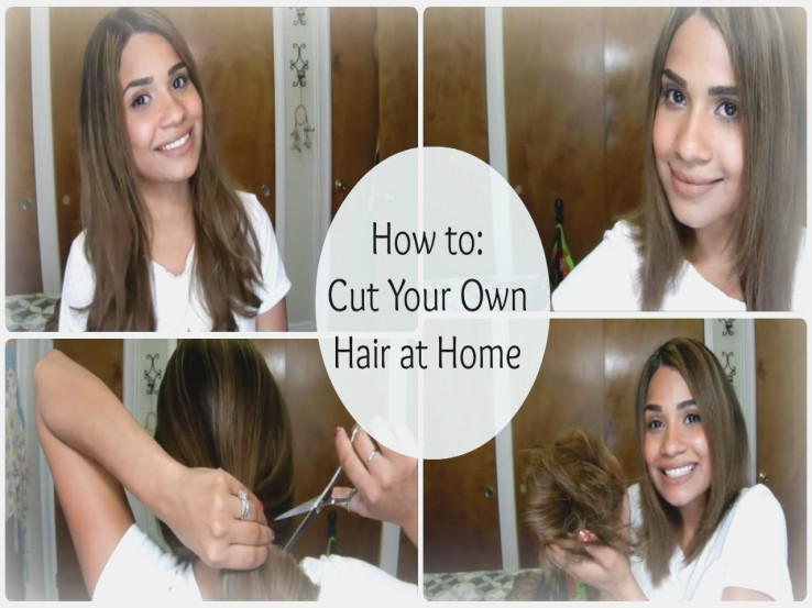 Best ideas about How To Cut Your Own Hair Into A Bob . Save or Pin how to cut long hair into a bob yourself Now.