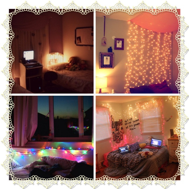 Best ideas about How To Decorate Your Room DIY . Save or Pin Hey Catarina DIY How to decorate your room with Fairy Lights Now.