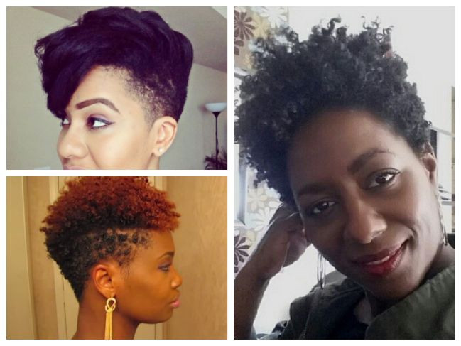Best ideas about How To Do A Tapered Cut On Natural Hair . Save or Pin 287 best images about Tapered Afro I want a tapered cut Now.
