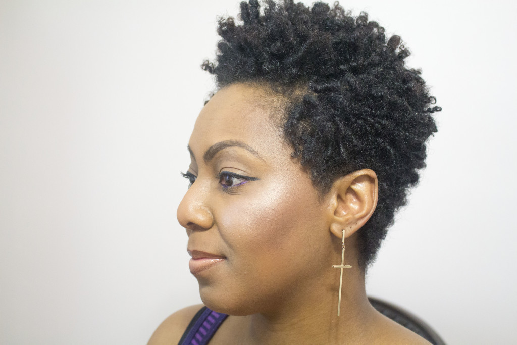 Best ideas about How To Do A Tapered Cut On Natural Hair . Save or Pin How to Finger Coil and Rock a Coil Out with a Tapered Cut Now.