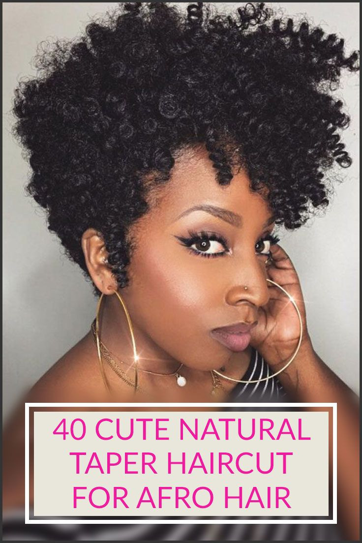 Best ideas about How To Do A Tapered Cut On Natural Hair . Save or Pin 17 of 2017 s best Tapered Afro ideas on Pinterest Now.