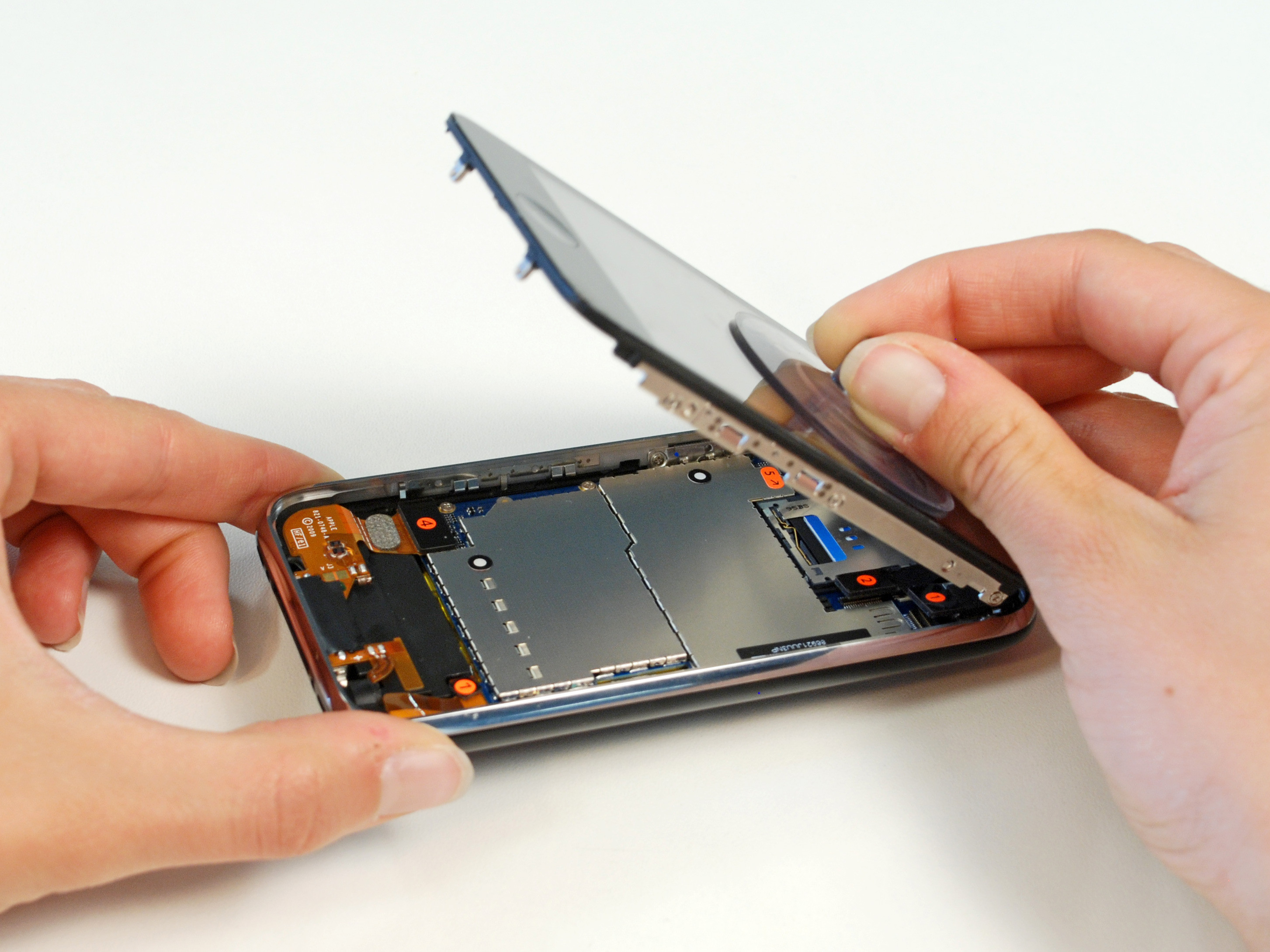 Best ideas about How To Fix A Cracked Phone Screen DIY . Save or Pin Replacing A Damaged iPhone Screen A DIY Repair That Can Now.