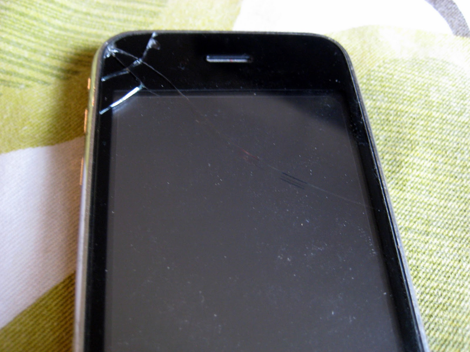 Best ideas about How To Fix A Cracked Phone Screen DIY . Save or Pin C R A F T 76 How to Replace a Broken Cracked iPhone Now.