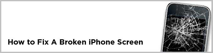 Best ideas about How To Fix A Cracked Phone Screen DIY . Save or Pin How to Fix A Broken iPhone Screen A DIY Resource And Now.