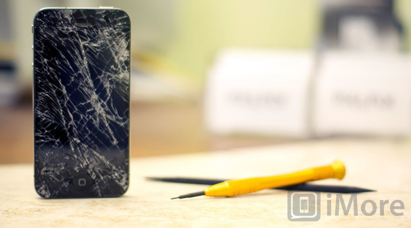 Best ideas about How To Fix A Cracked Phone Screen DIY . Save or Pin How to replace a cracked or broken screen on an iPhone 4S Now.