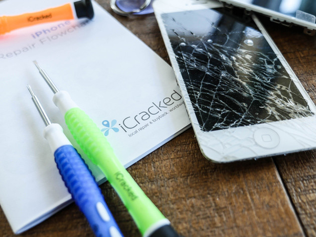 Best ideas about How To Fix A Cracked Phone Screen DIY . Save or Pin iCracked iPhone 6 DIY Screen Repair Kit Now.