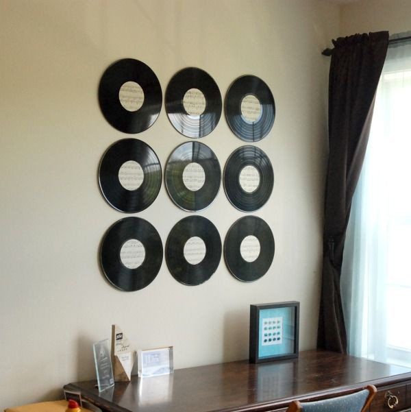 Best ideas about How To Listen Through Walls DIY . Save or Pin 25 best ideas about Record wall art on Pinterest Now.