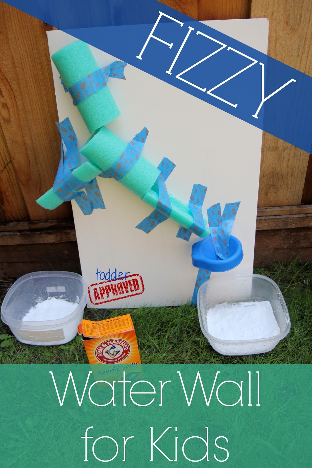 Best ideas about How To Listen Through Walls DIY . Save or Pin Toddler Approved Easy DIY Water Wall for Kids Backyard Now.