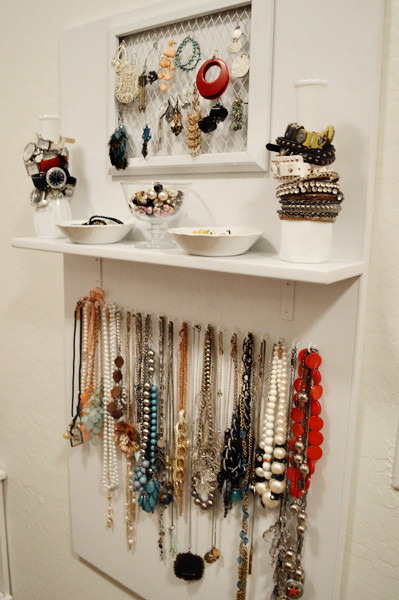 Best ideas about How To Organize Jewelry DIY . Save or Pin Hometalk Now.