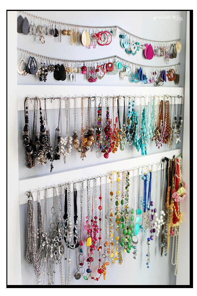 Best ideas about How To Organize Jewelry DIY . Save or Pin Craftionary Now.