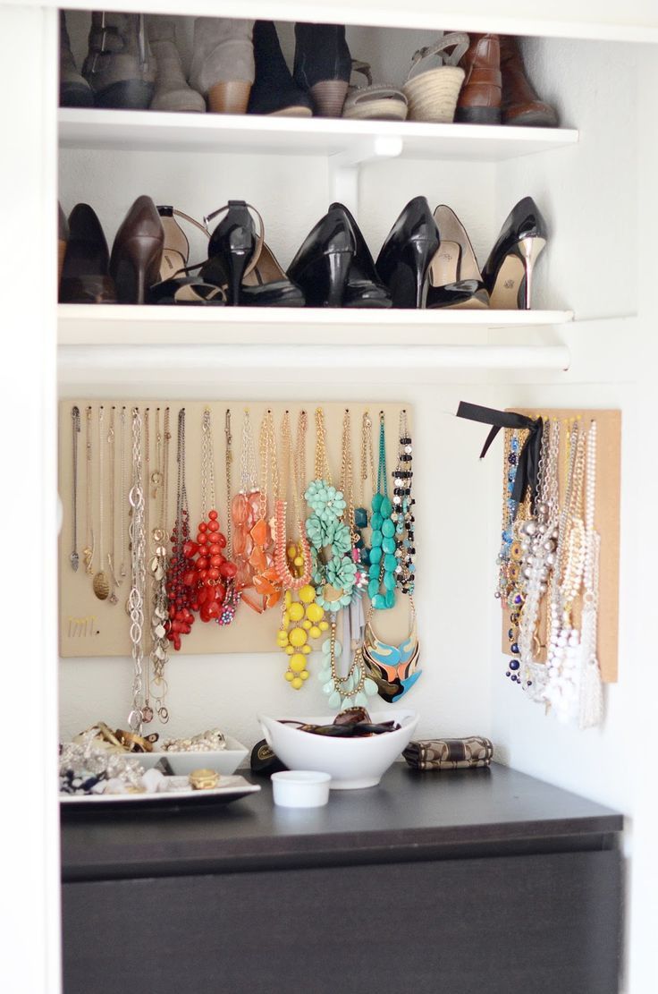 Best ideas about How To Organize Jewelry DIY . Save or Pin 1000 images about Jewelry Organizing on Pinterest Now.
