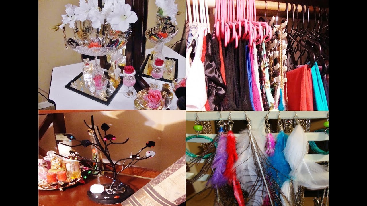 Best ideas about How To Organize Jewelry DIY . Save or Pin DIY How to organize Jewelry Long & short necklaces Now.