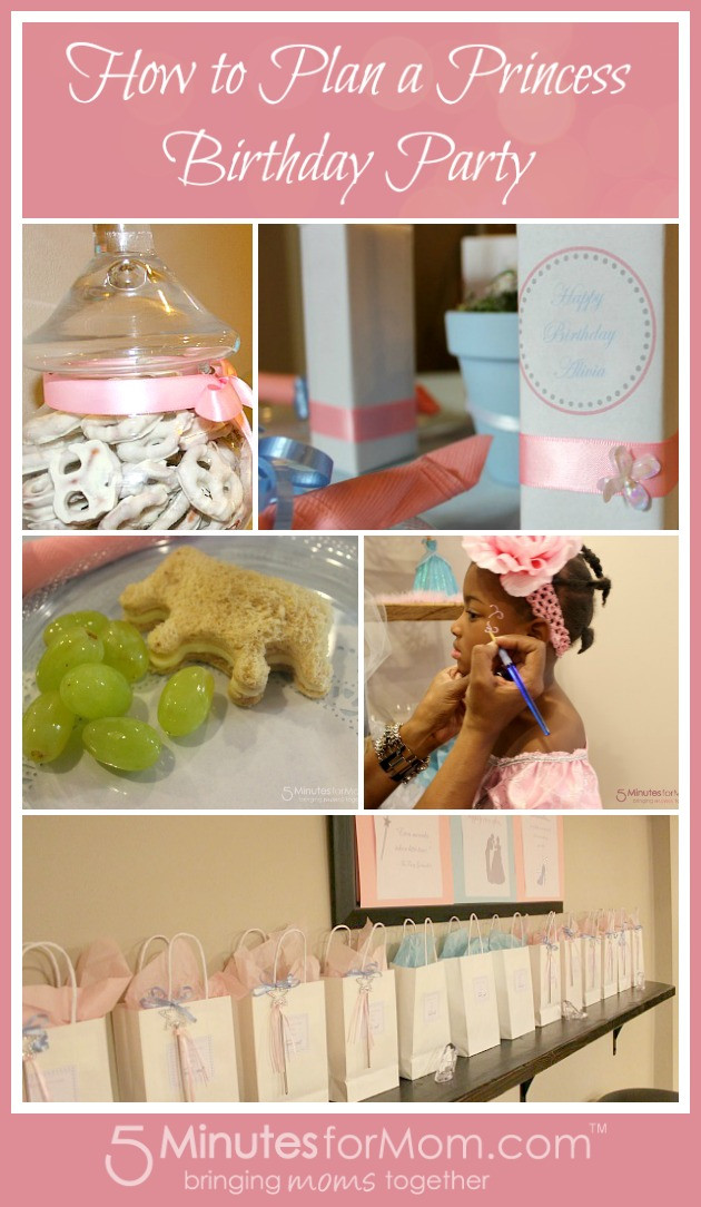 Best ideas about How To Plan A Birthday Party . Save or Pin How to Plan a Princess Birthday Party Now.