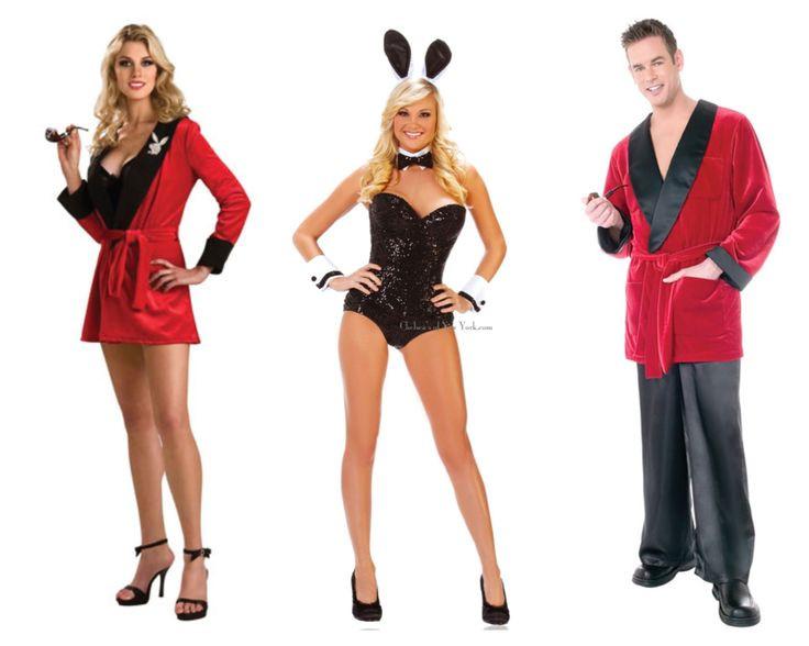 Best ideas about Hugh Hefner Costume DIY . Save or Pin Playboy bunny and Hugh Hefner costumes Now.