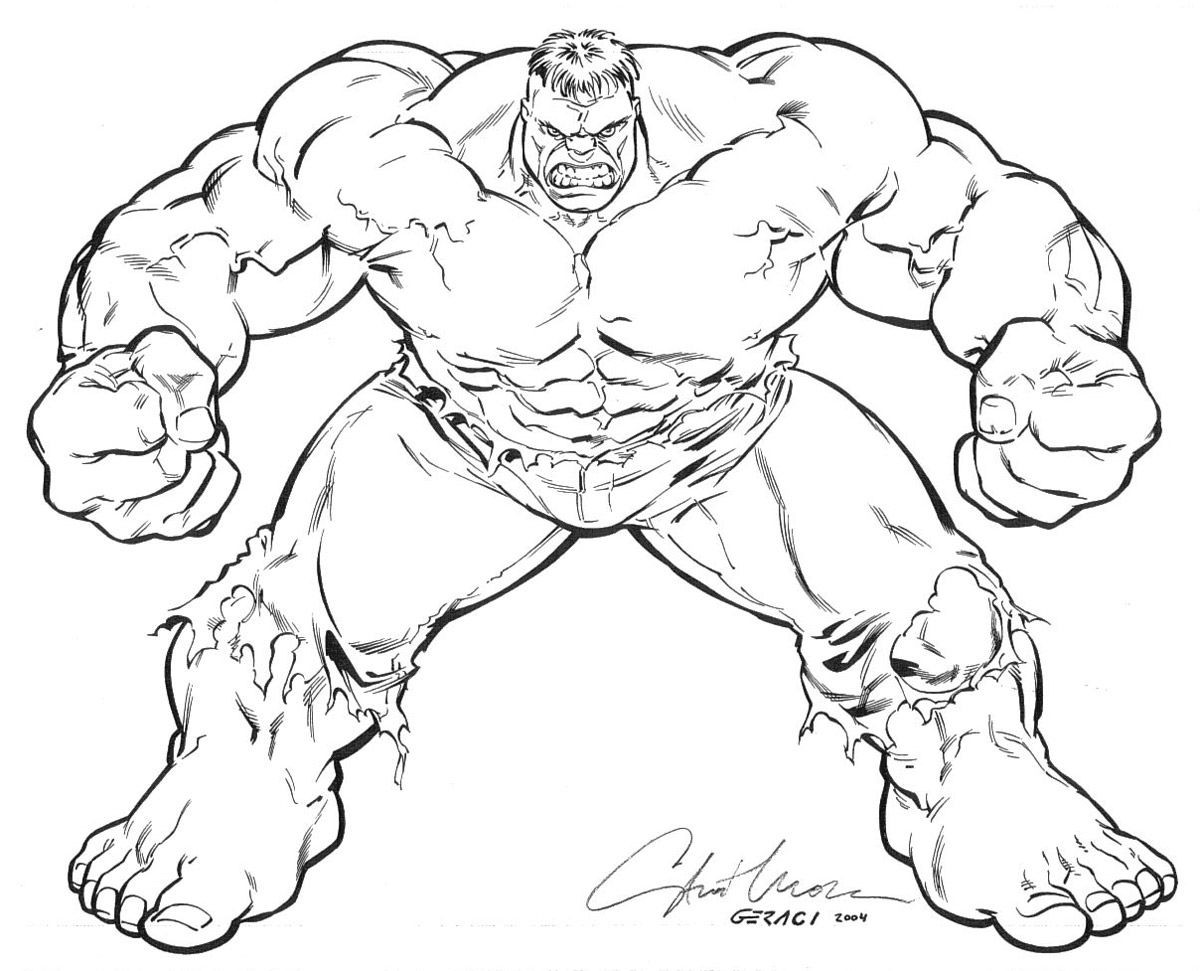Best ideas about Hulk Coloring Pages For Kids . Save or Pin incredible hulk coloring pages Now.