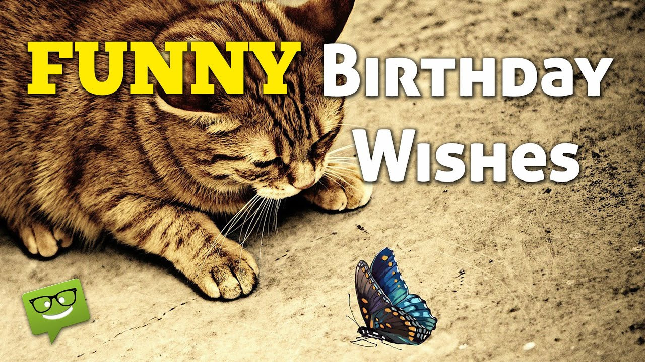 Best ideas about Humorous Birthday Wishes . Save or Pin Funny Birthday Wishes Now.