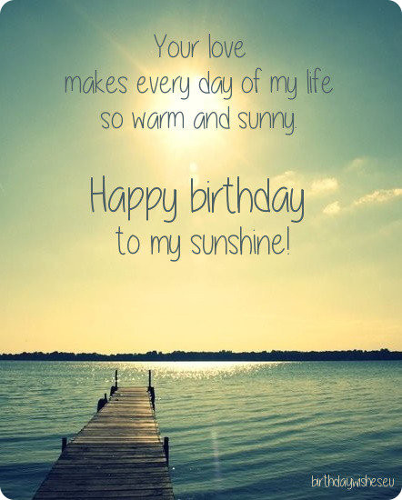 Best ideas about Husband Birthday Quotes . Save or Pin 100 Romantic Birthday Wishes For Husband With Love Now.