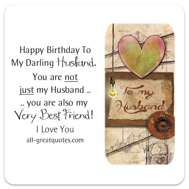 Best ideas about Husband Birthday Quotes . Save or Pin Birthday Wishes For Husband Now.