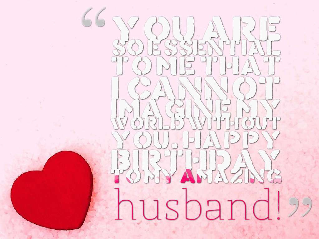 Best ideas about Husband Birthday Quotes . Save or Pin 100 Unique Birthday Wishes for Husband with Love Now.