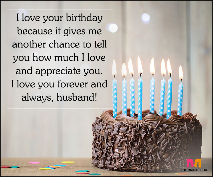 Best ideas about Husband Birthday Quotes . Save or Pin 30 Cute Love Quotes For Husband His Birthday Now.