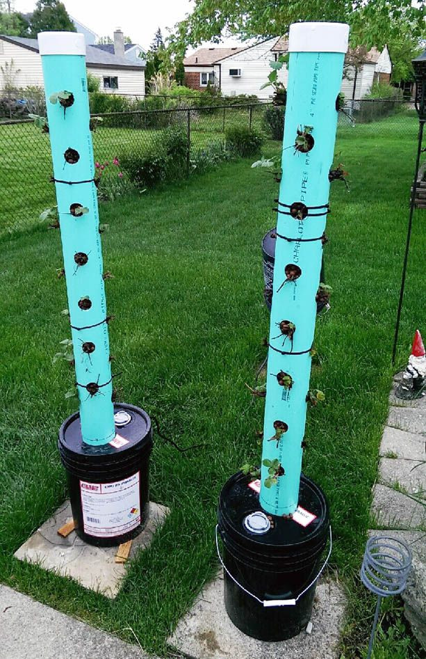 Best ideas about Hydroponic Tower Garden DIY . Save or Pin 12 Amazing DIY Tower Garden Ideas GARDEN Now.