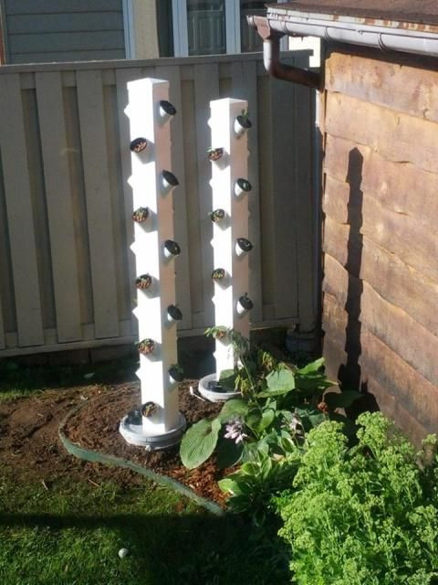 Best ideas about Hydroponic Tower Garden DIY . Save or Pin 9 best Vertical Hydroponic Garden Towers images on Now.