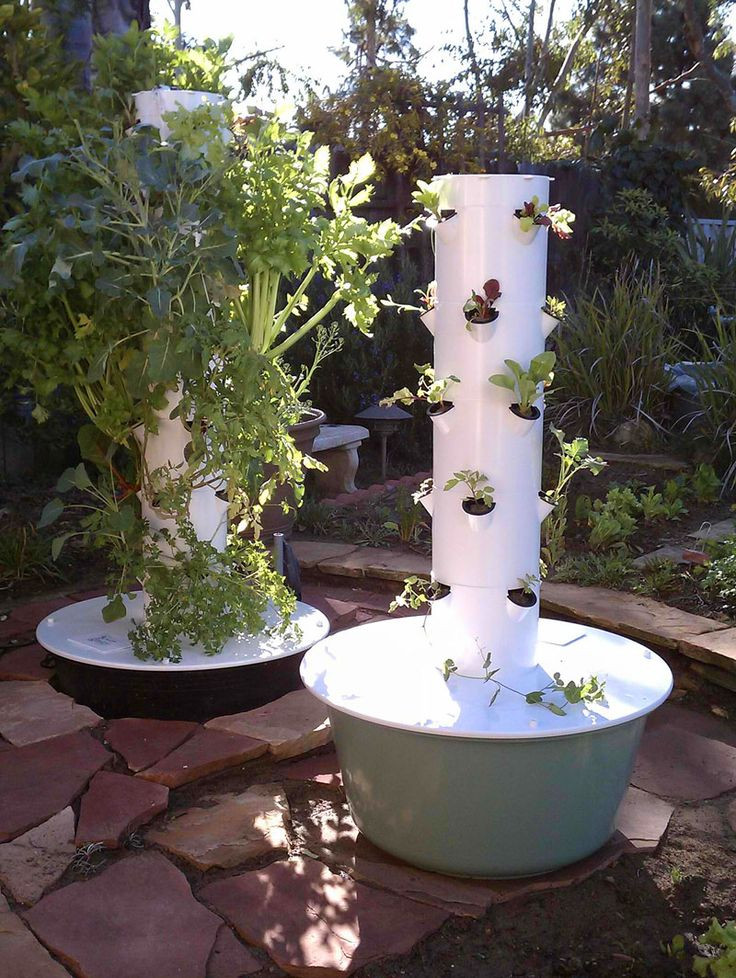 Best ideas about Hydroponic Tower Garden DIY . Save or Pin Best 25 Tower garden ideas on Pinterest Now.
