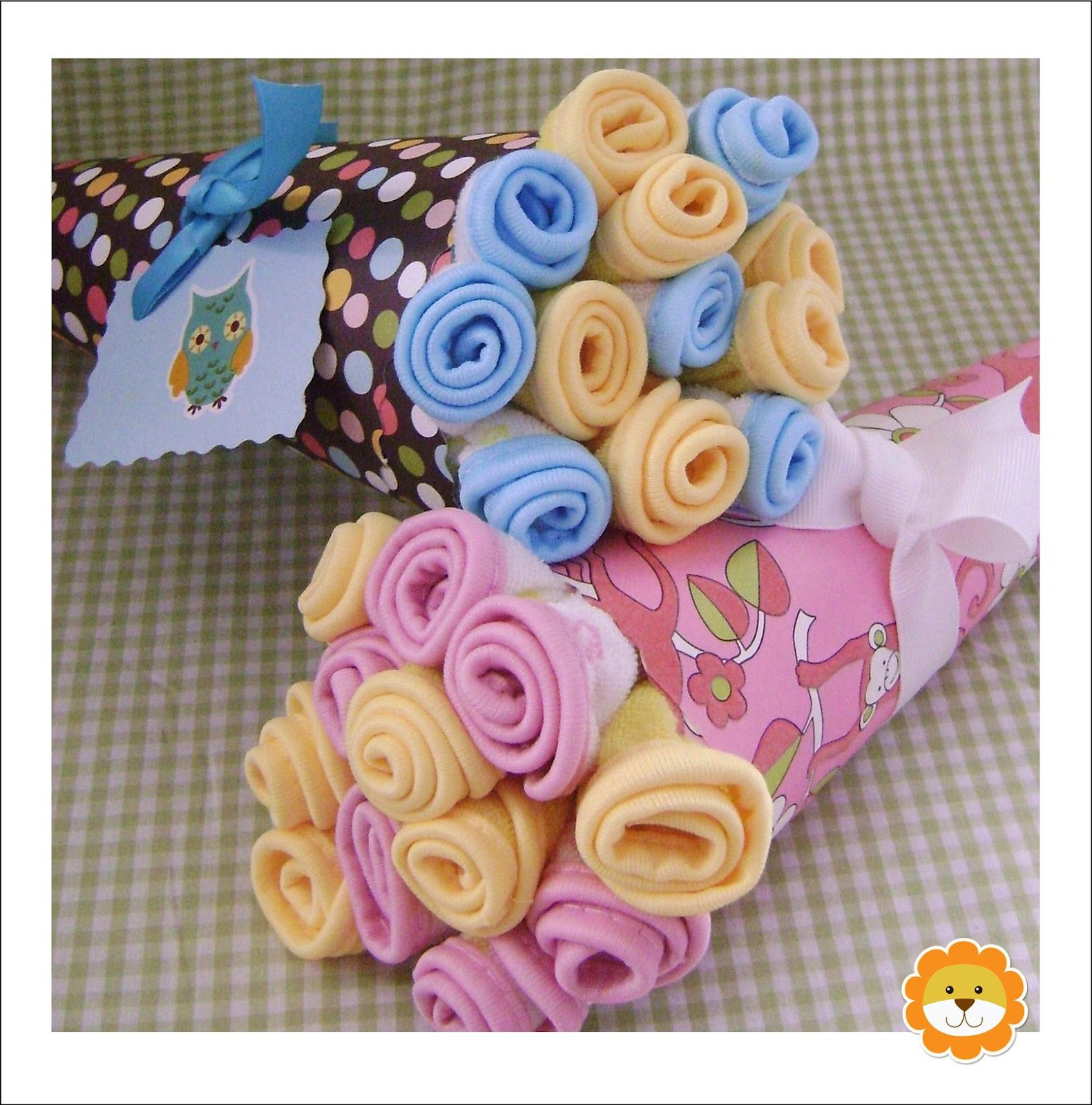 Best ideas about Ideas For A Baby Shower Gift . Save or Pin It s Written on the Wall Cute Ideas for Your Baby Shower Now.