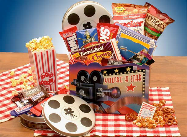 Best ideas about Ideas For A Movie Theater Gift Basket . Save or Pin Silent Auction Gift Basket Ideas – wedocharityauctions Now.