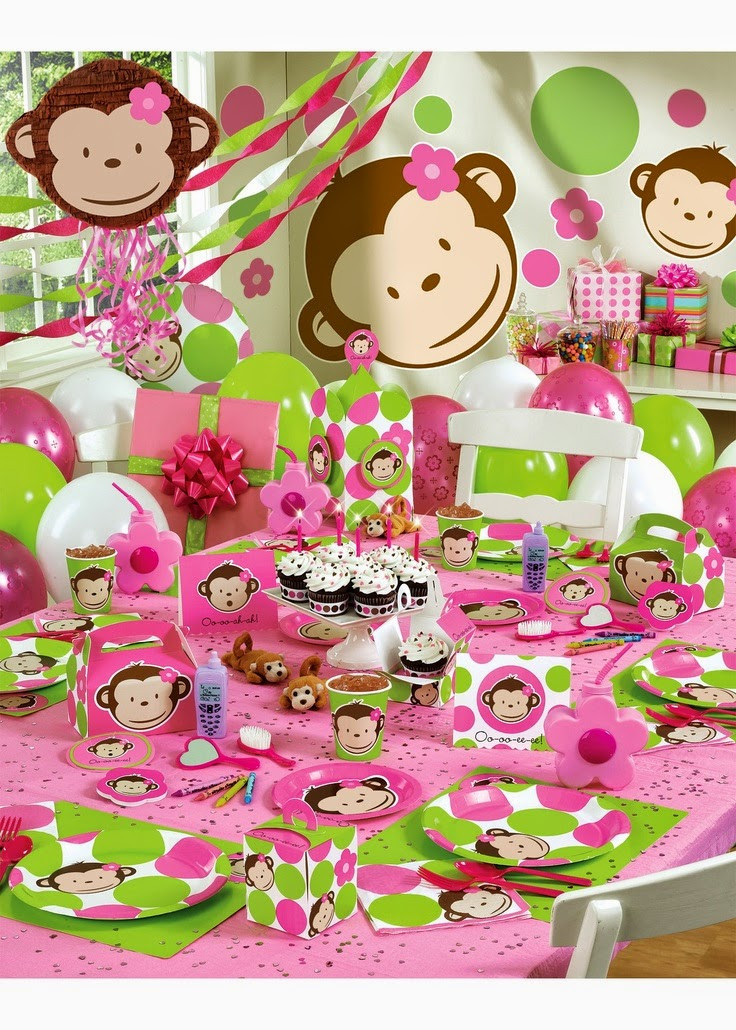 Best ideas about Ideas For First Birthday . Save or Pin 34 Creative Girl First Birthday Party Themes & Ideas My Now.