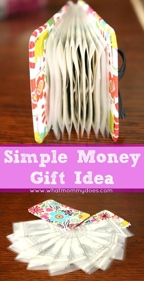Best ideas about Ideas To Give Money As A Gift . Save or Pin Cute & Creative Money Gift Idea Perfect for Christmas Now.
