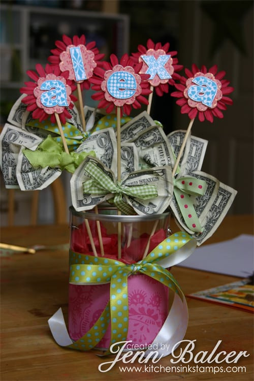 Best ideas about Ideas To Give Money As A Gift . Save or Pin 26 Fun and Clever Money Gift Ideas And Ways To Give Cash Now.