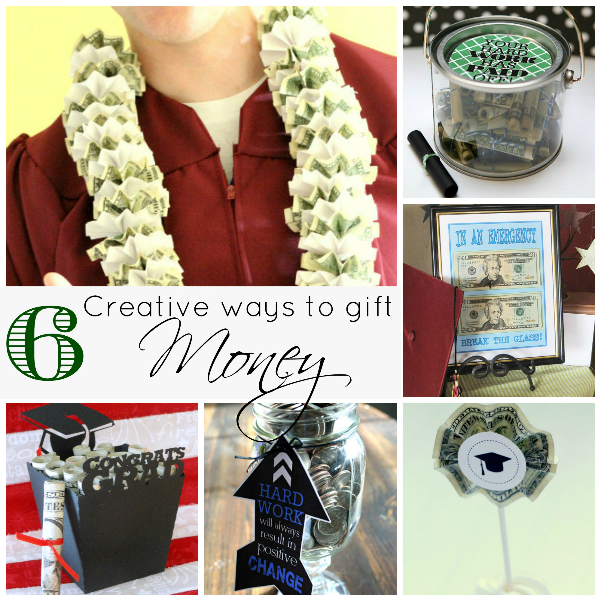 Best ideas about Ideas To Give Money As A Gift . Save or Pin Graduation t ideas Now.