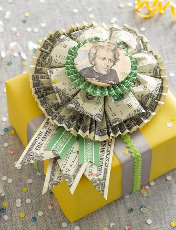 Best ideas about Ideas To Give Money As A Gift . Save or Pin Fun and Creative Ways to Give Money as a Gift Noted List Now.