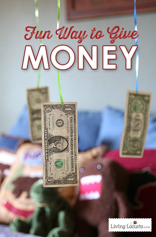 Best ideas about Ideas To Give Money As A Gift . Save or Pin Fun Way to Give Money as a Gift Now.
