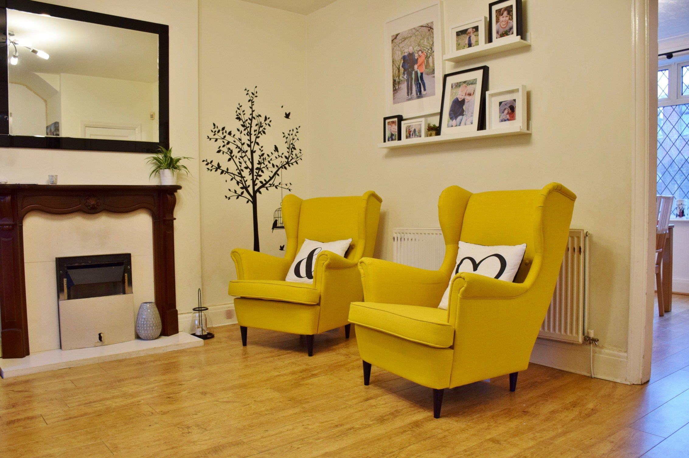 Best ideas about Ikea Living Room Chairs . Save or Pin Goodbye Old Sofa Ordinary Moments sweet Now.