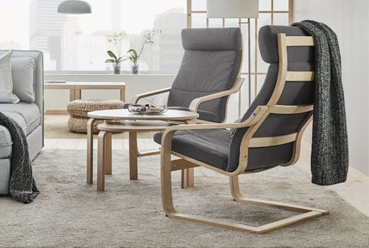 Best ideas about Ikea Living Room Chairs . Save or Pin Armchairs Chaises Rockers & More IKEA Now.